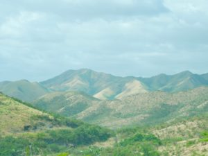 Mountains in Puerto Rico - Earth Element Image