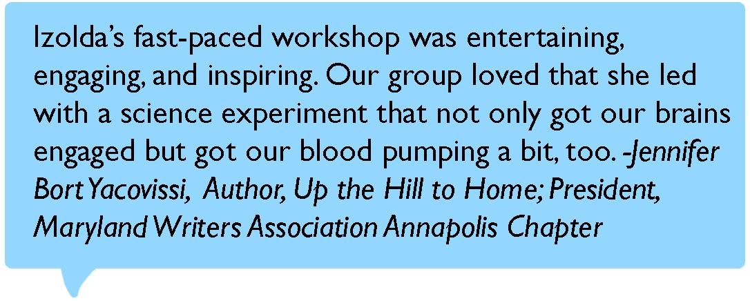 testimonial quote workshop reviews