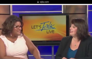communication stress management television let's talk live newschannel8