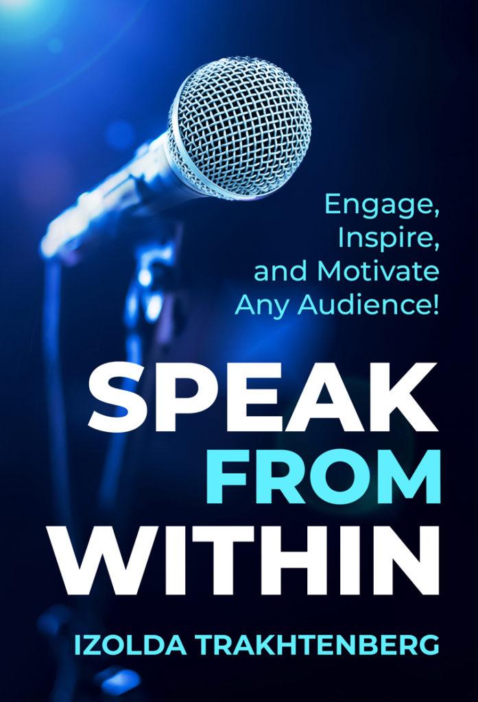 communication speak author book speak from within