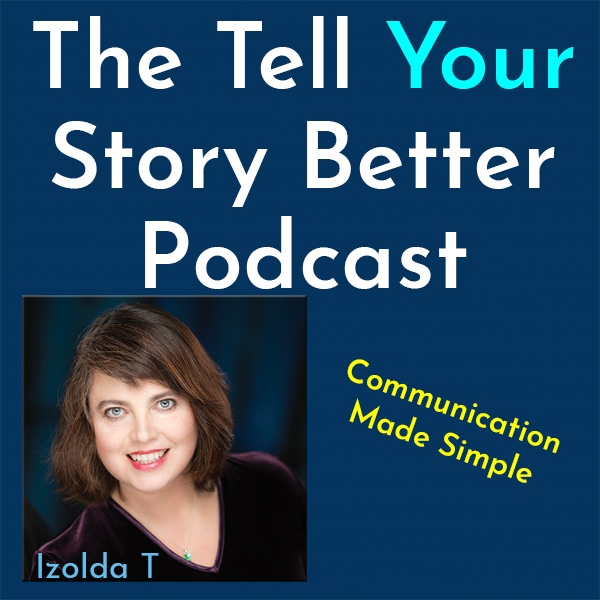 visibility podcast tell your story better tysb